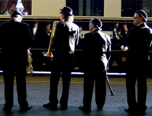 Wonderbrass Dixieland Street Band